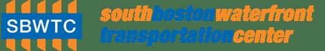 South Boston Waterfront Transportation District Online Parking Reservation | Boston Massachusetts Logo